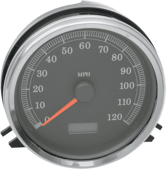 Drag Specialties Electronic Speedometer - Part #22100104 - Hogparts UK