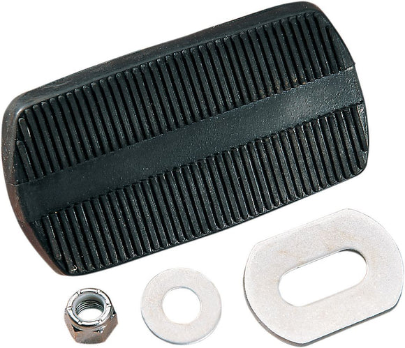 Drag Specialties Brake/Clutch Pedal Pad - Part #DS241053 - Hogparts UK