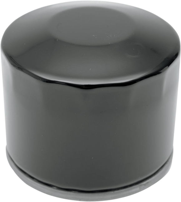 Drag Specialties Oil Filter Black - Part #DS275206 - Hogparts UK