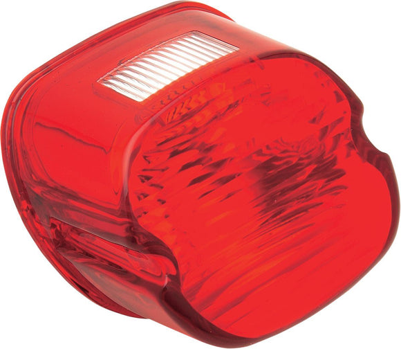 Drag Specialties Taillight Laydown Red Lens W/ Top Taglight Hd 84-98 - Part #DS272036 - Hogparts UK
