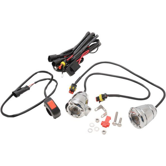 BRITE-LITES LIGHT KIT DRIVING CHROME - 20010929 - Hogparts UK