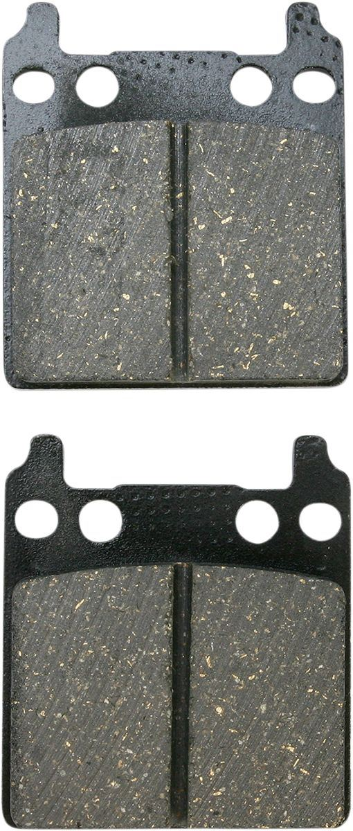 Drag Specialties Brake Pad Organic Pm 162X2 - Part #17200197 - Hogparts UK