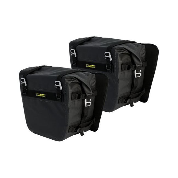 Nelson Rigg DELUXE ADVENTURE SADDLEBAGS - <br><br>Part #558269 - hogparts-uk.myshopify.com