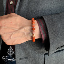 Energizing Red Jasper Bracelet - Evoke by Suhita