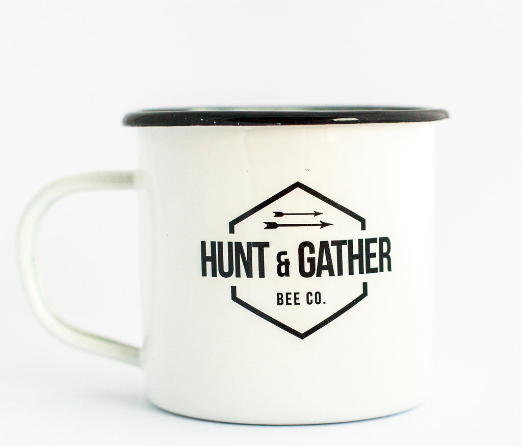 Hunt and Gather Bee Co. Mug