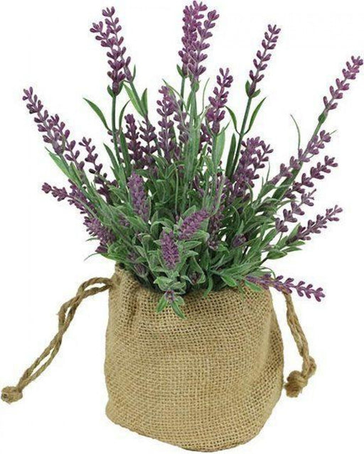 Artificial Plant Lavender Sack
