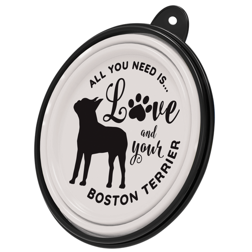 Boston Terrier - Pet Bowl