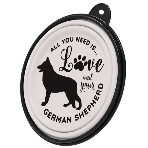German Shepherd - Pet Bowl