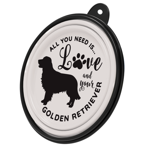 Golden Retriever - Pet Bowl