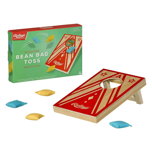 Bean Bag Toss Carnival