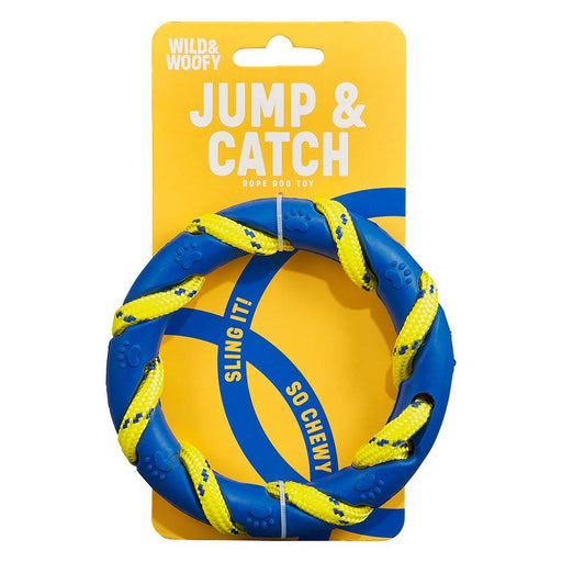 Dog Toy - Jump & Catch