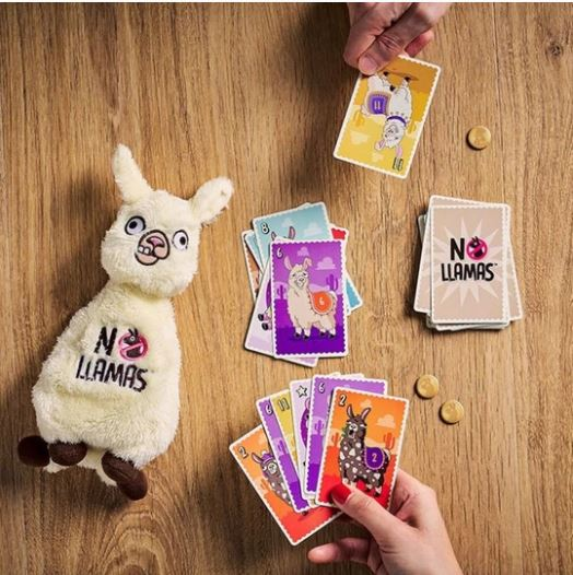 LLamas Card Game