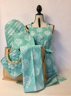 Avalon Sea Green Hamper