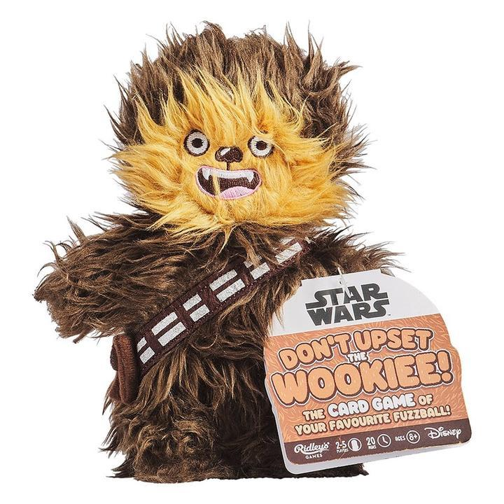 Star Wars Don't upset the Wookie!