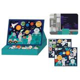 Outer Space Magnetic Play Scene