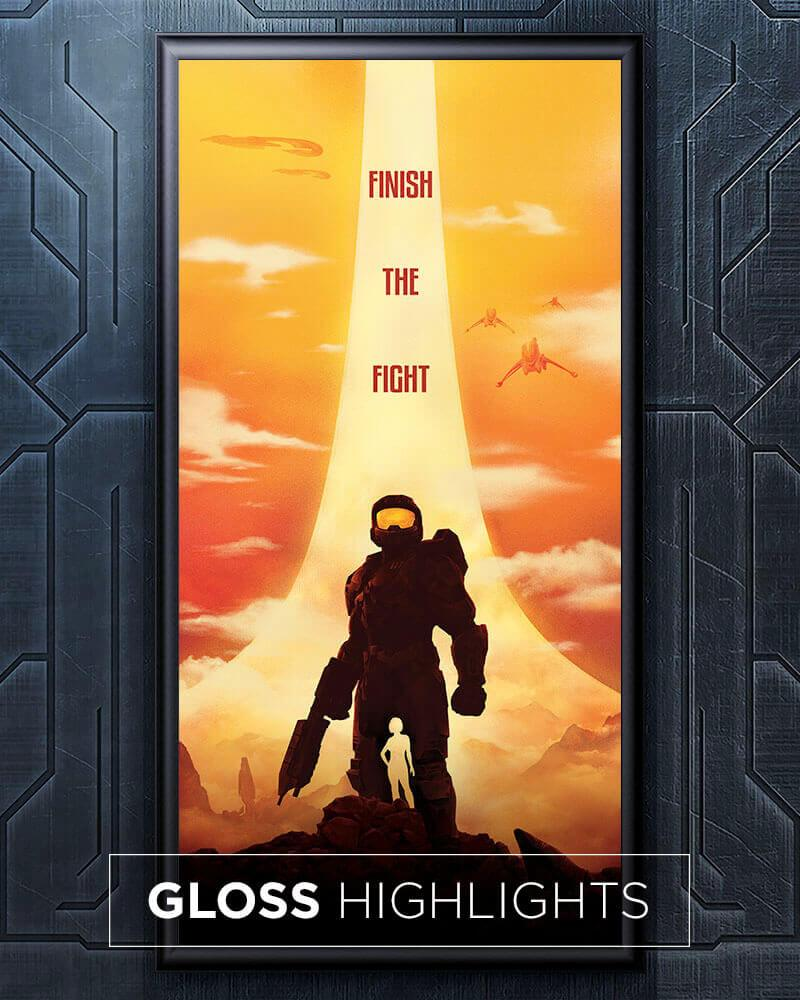 Finish the Fight - Gloss Highlights