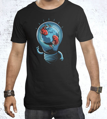 Lightning Men's Shirt- The Pixel Empire