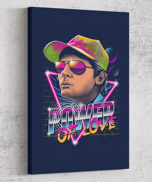 Power of Love Canvas by Vincent Trinidad - Pixel Empire