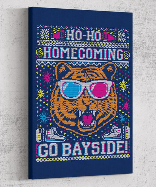 Go Bayside Canvas by COD Designs - Pixel Empire