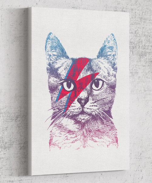 Cat People Canvas by Daniel Teres - Pixel Empire