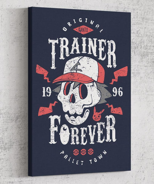 Trainer Forever Canvas by Olipop - Pixel Empire