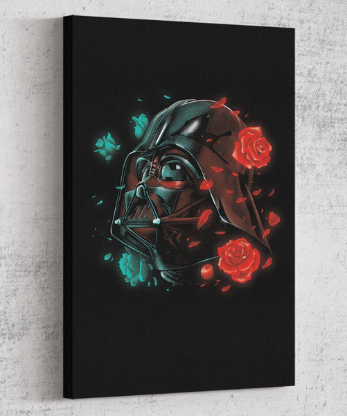 Dark Side of the Bloom Canvas by Vincent Trinidad - Pixel Empire