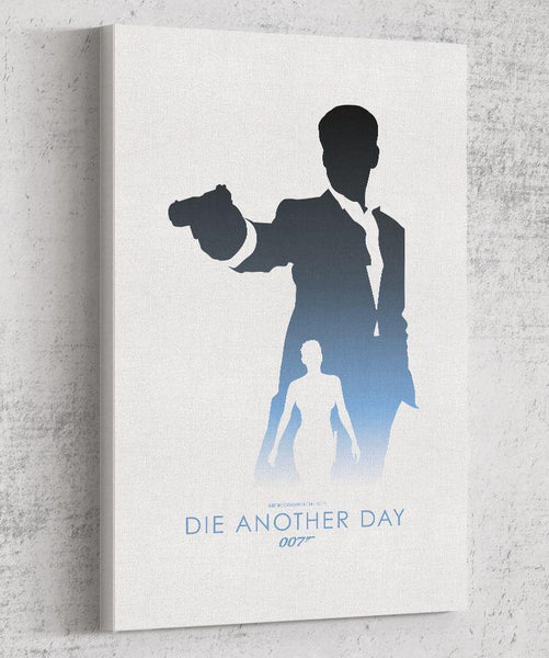 Die Another Day Canvas by The Pixel Empire - Pixel Empire