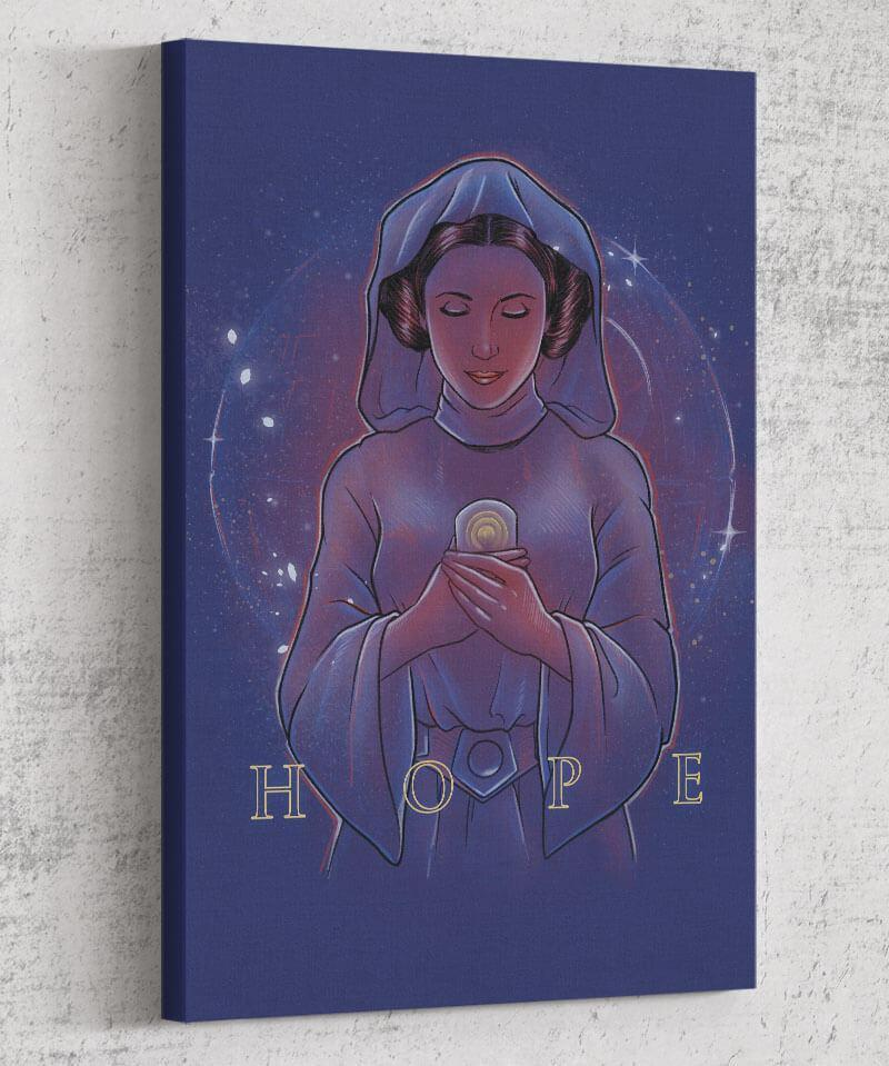 Hope Canvas by Saqman - Pixel Empire