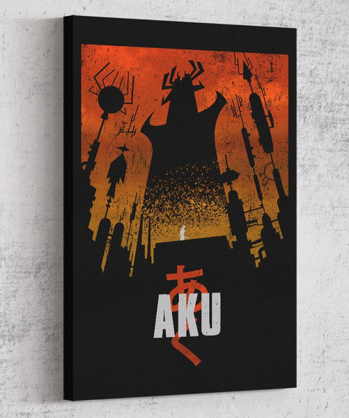 Akaiju Canvas by COD Designs - Pixel Empire