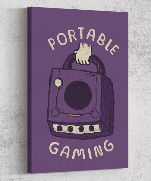 Portable Gaming Canvas by Louis Roskosch - Pixel Empire