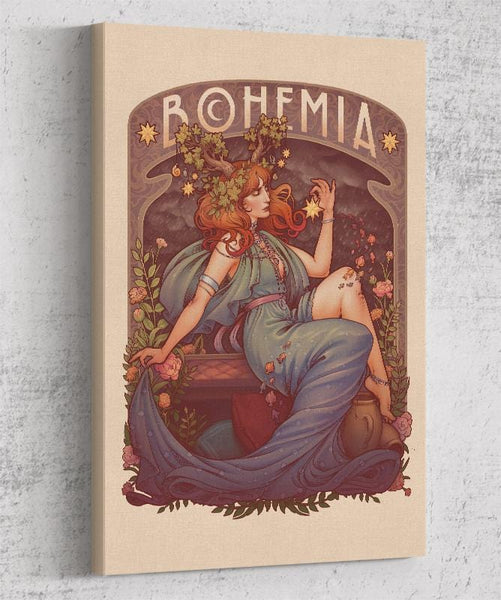 Bohemia Canvas by Medusa Dollmaker - Pixel Empire