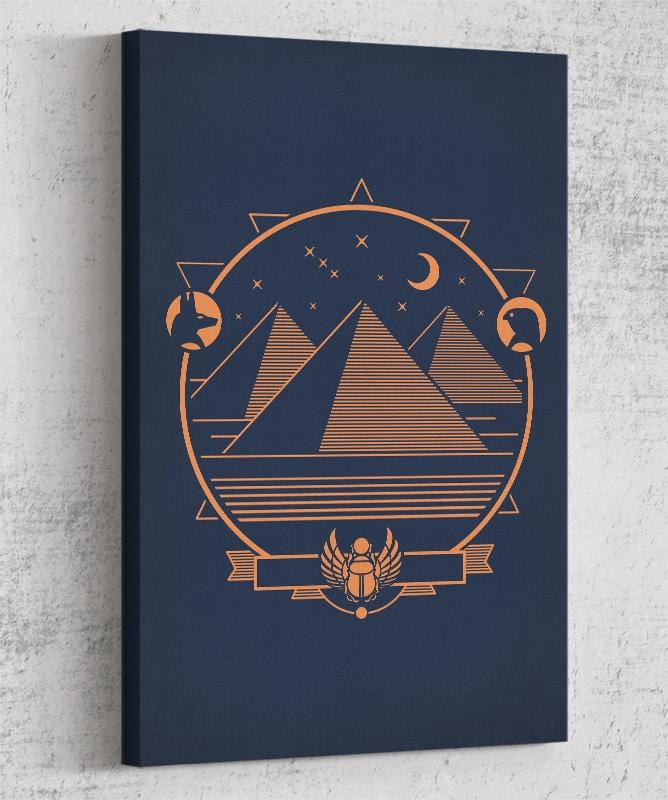 Ancient Egypt Canvas by Grant Shepley - Pixel Empire