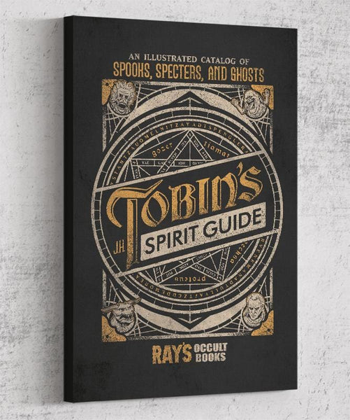 Tobin's Spirit Guide Canvas by Cory Freeman Design - Pixel Empire