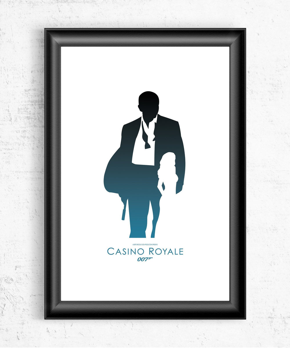 Casino Royale Posters by Dylan West - Pixel Empire