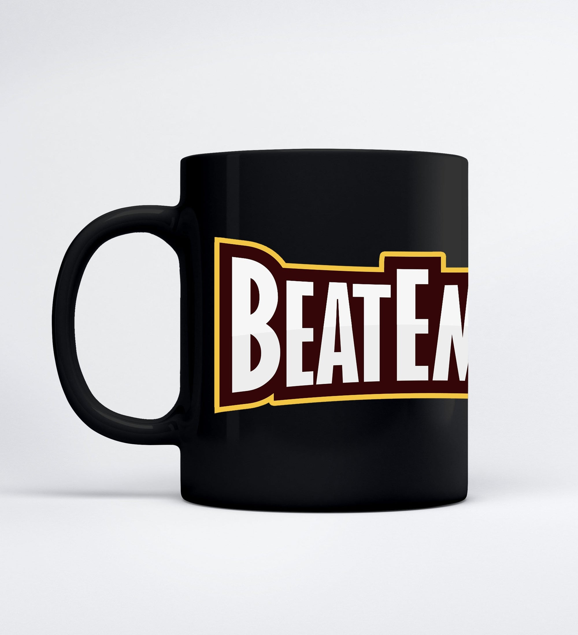 Beatemups Logo Mugs by Beatemups - Pixel Empire