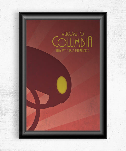 Welcome to Columbia Posters by The Pixel Empire - Pixel Empire