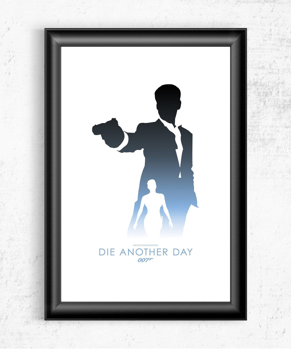 Die Another Day Posters by Dylan West - Pixel Empire
