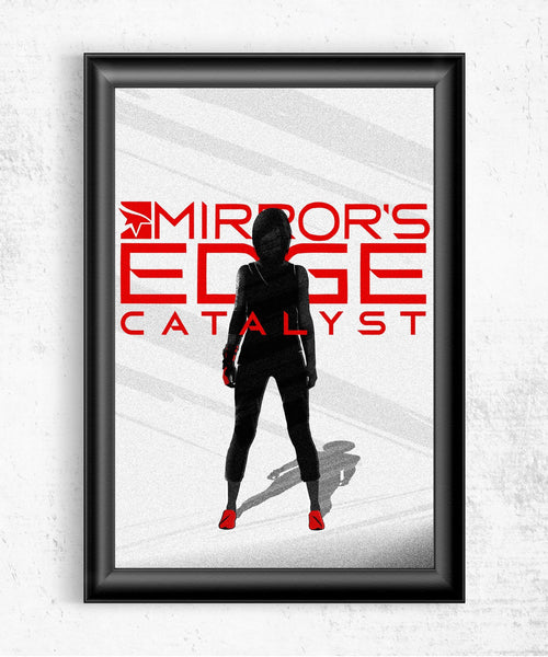 Mirror's Edge Catalyst Posters by Felix Tindall - Pixel Empire