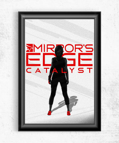Mirror's Edge Catalyst Posters- The Pixel Empire