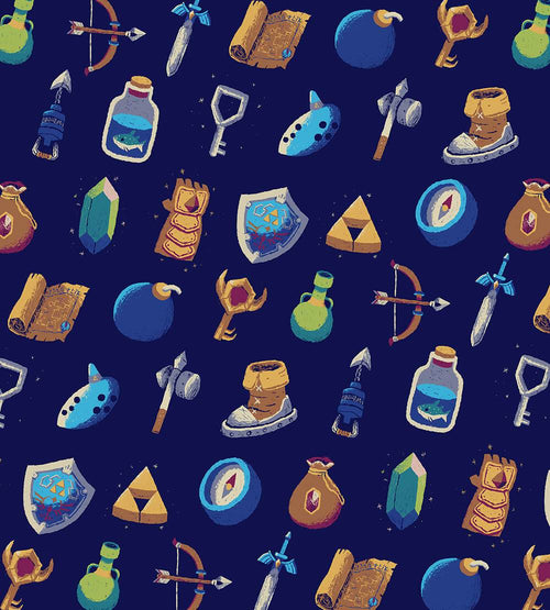 Adventuring Inventory Face Masks by Louis Roskosch - Pixel Empire