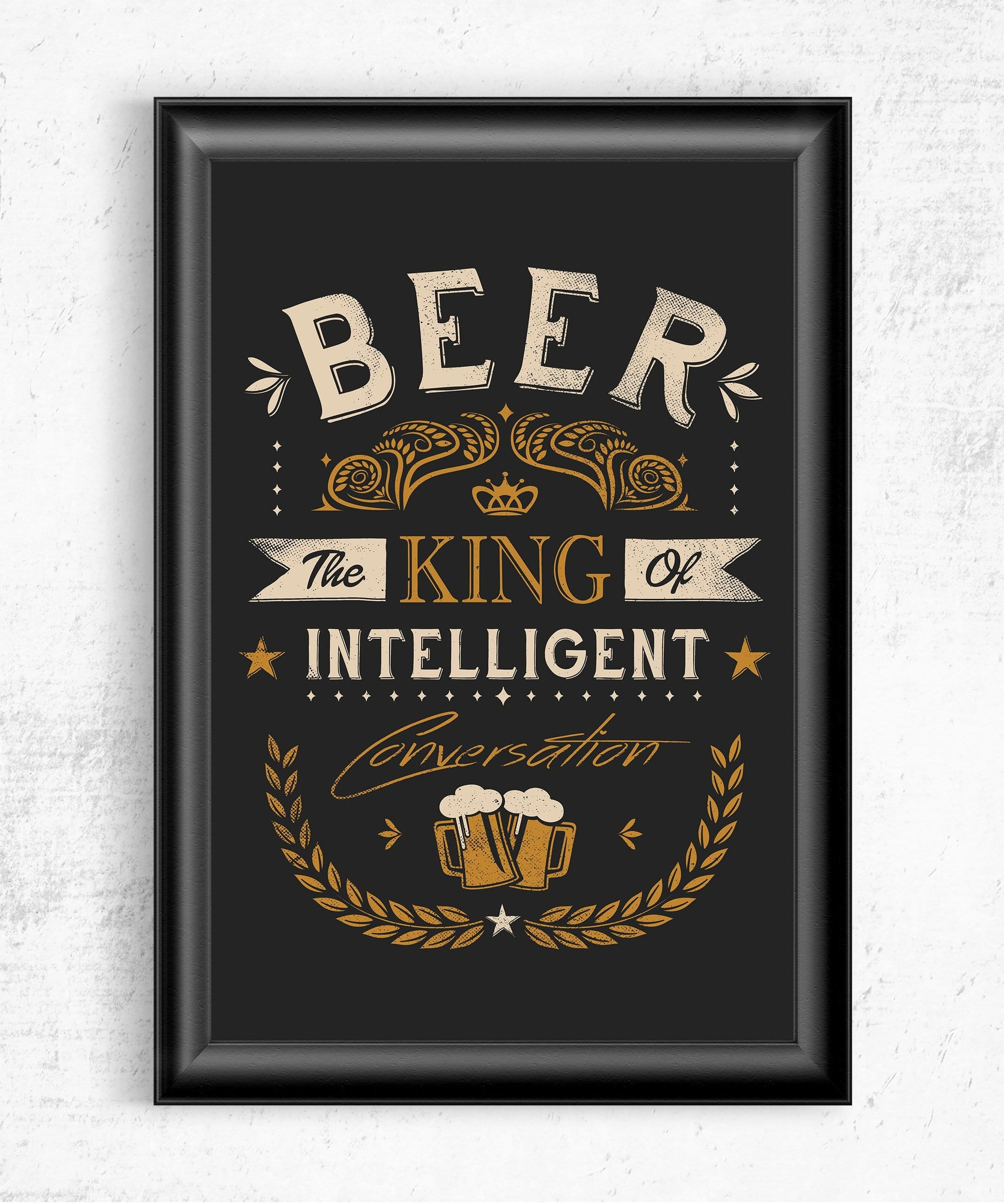 Oh Beer Posters by Grant Shepley - Pixel Empire