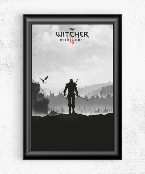 Witcher Posters by Felix Tindall - Pixel Empire