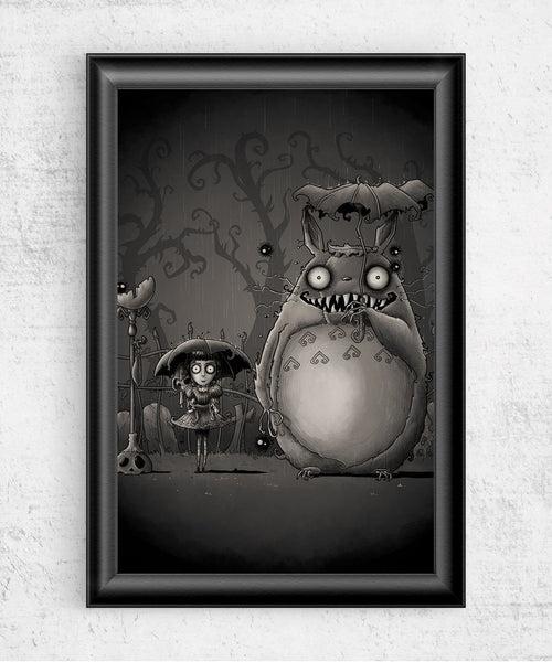 My Creepy Neighbor Posters by Saqman - Pixel Empire