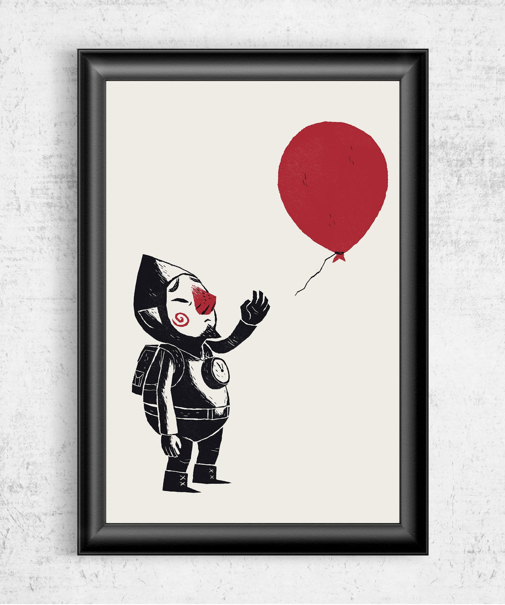 Balloon Fairy Posters by Louis Roskosch - Pixel Empire