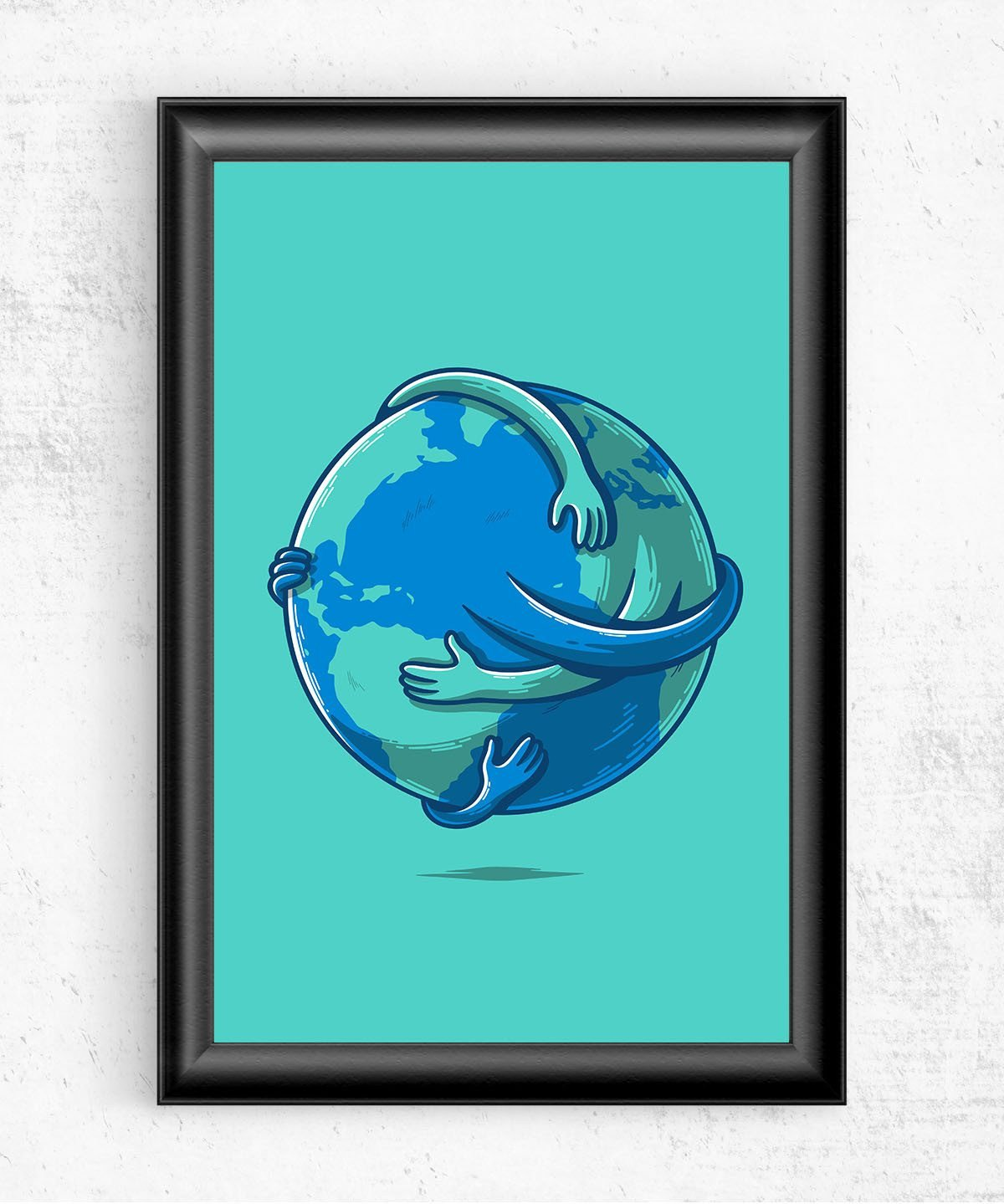 Universal Brotherhood Posters by Elia Colombo - Pixel Empire
