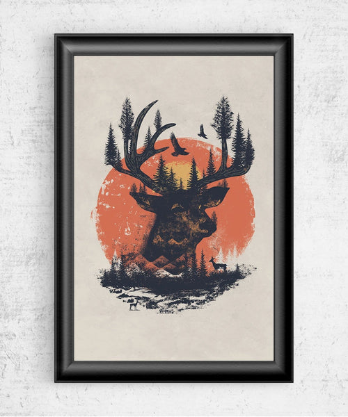 Look Deep Into Nature Posters by Dan Elijah Fajardo - Pixel Empire