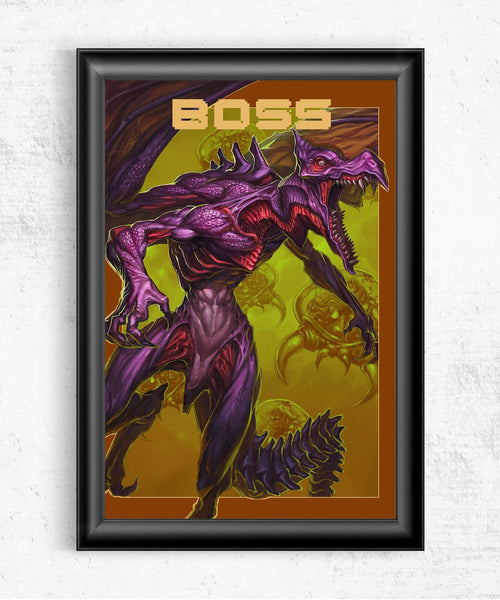 Ridley Posters by Morgan Howell - Pixel Empire