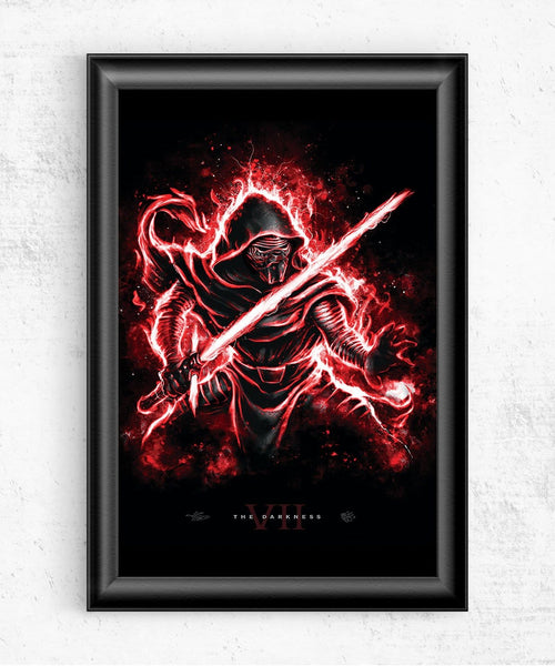 The Darkness Posters by Barrett Biggers - Pixel Empire