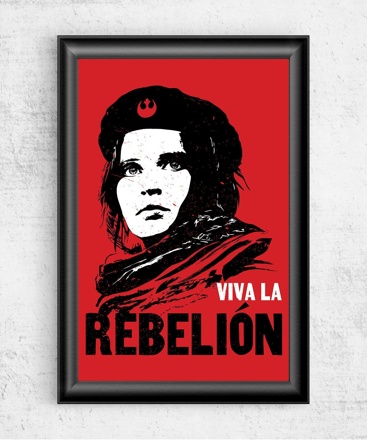 Viva La Rebelion Posters by Olipop - Pixel Empire