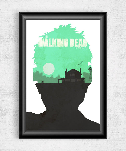 The Walking Dead Season 2 Posters- The Pixel Empire